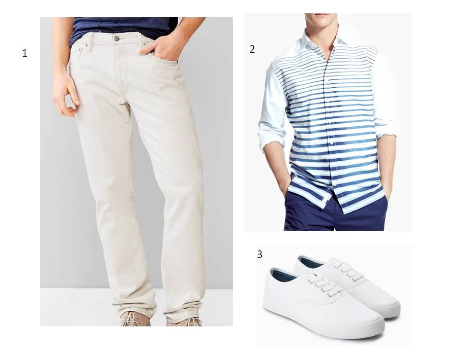 Jak nosit bílé džíny