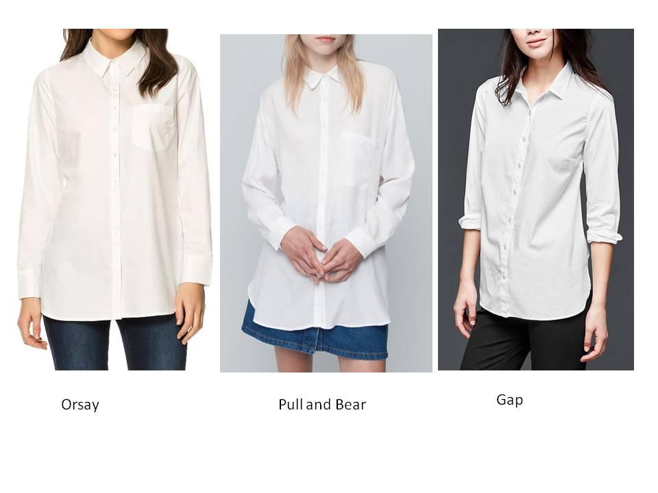 bílá košile1