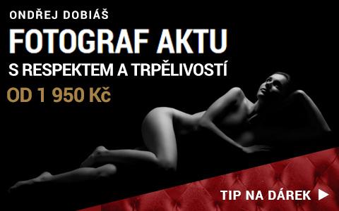 Fotograf aktu, profi foto Praha