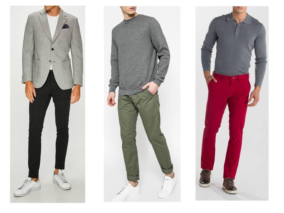 91a7d6541dc Nejlepší kombinace barev pro muže - Osobní módní stylista