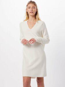 bílé šaty , Tipy jak maskovat větší bříško