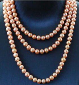 perlový nahrdelník