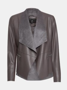 Dámské kožené sako, jak ho nosit