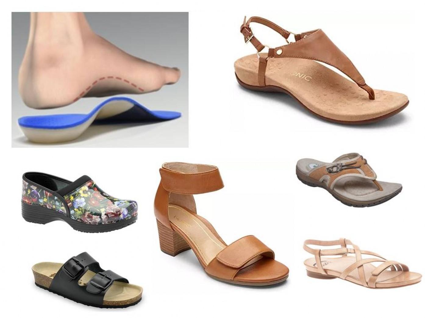 e340268655b8 Moderní a stylové letní boty s podporou klenby pro ploché nohy
