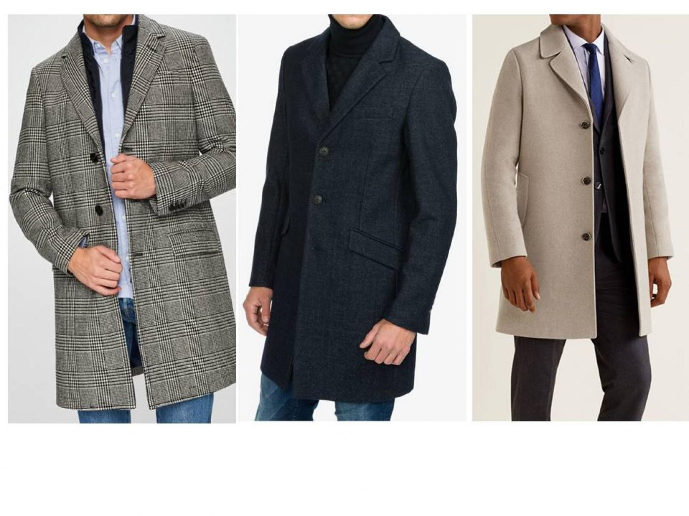 e3a0556f4 Stylové pánské kabáty pro muže - Osobní módní stylista